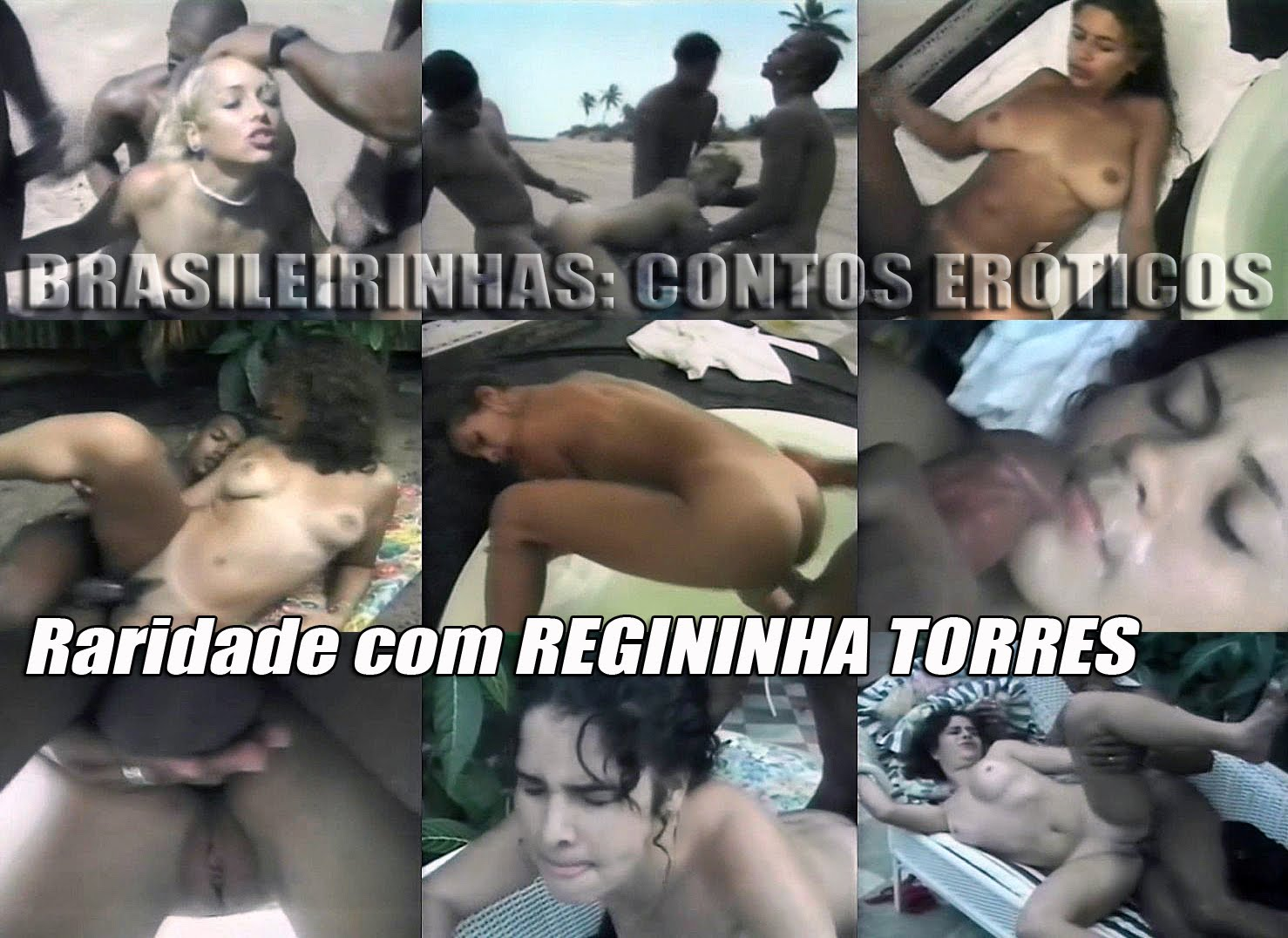 RARIDADE - Brasileirinhas: Contos Eróticos