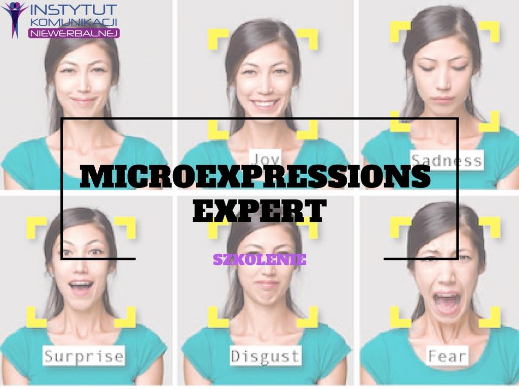 Ekspert Mikroekspresji i Mowy Ciała