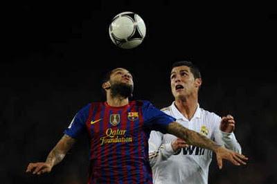 Video Barcelona Vs Real Madrid 2-2 26 Januari 2012 Copa Del Rey leg 2