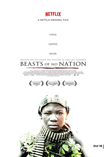 Beasts of No Nation DVDRip Latino