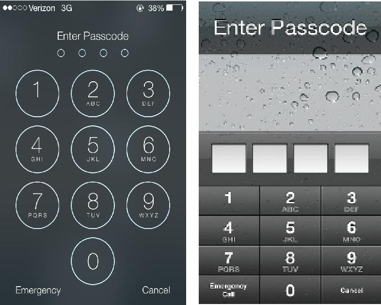how to change my passcode on my ipad