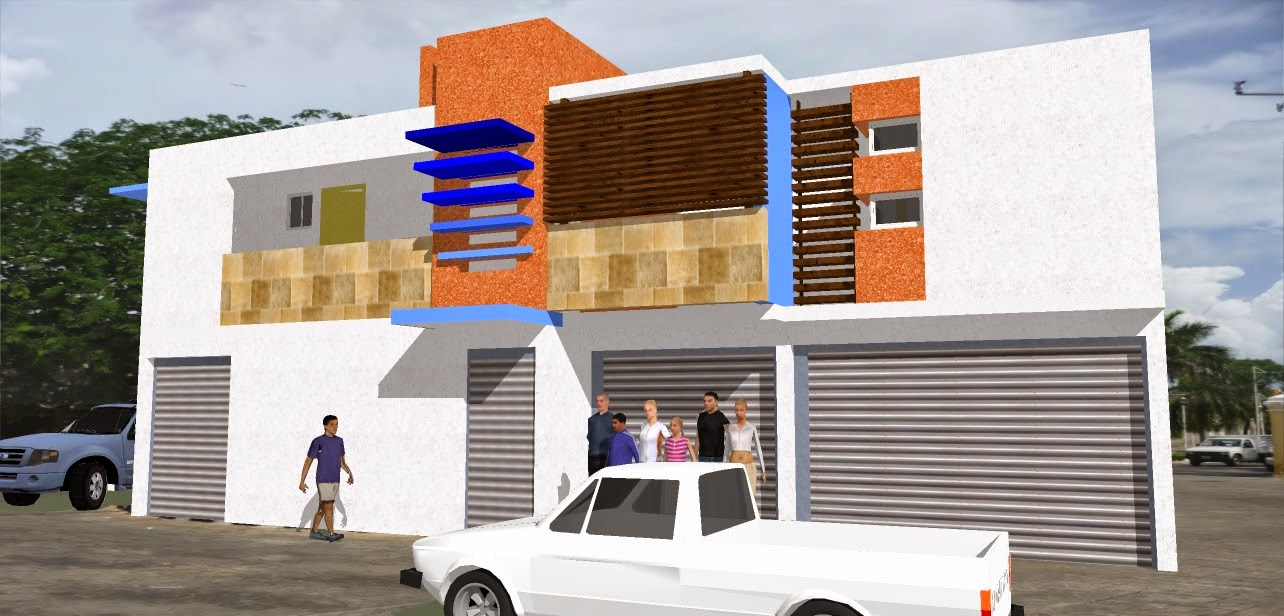 Arquitectura cilia noviembre 2014 for Diseno de casa habitacion