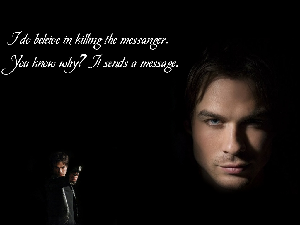 Damon salvatore book quotes quotesgram for Damon quotes