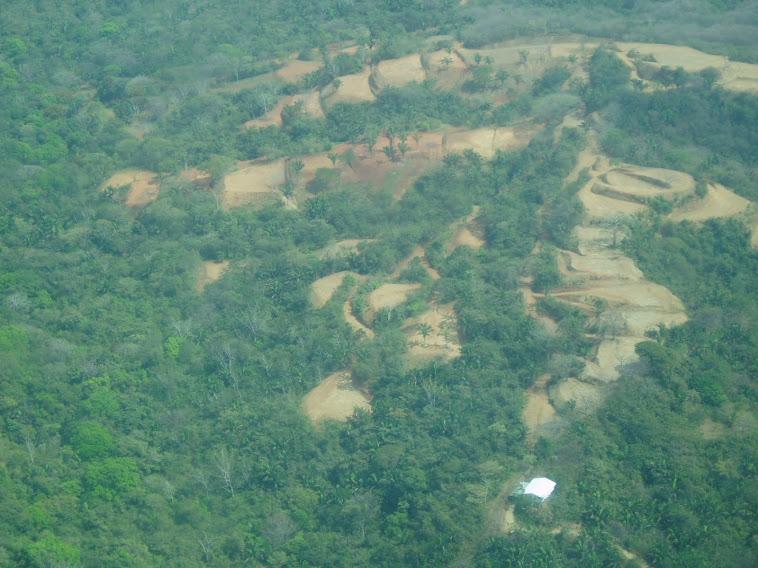 Aerial View of San Juanillo Estates