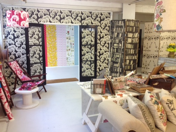 Paper Room is a lovely shop selling Ella Doran collections