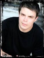David Wilson Brown voice actor narrator Blood and Mistletoe