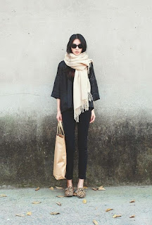 Gdzie kupić długi szal
