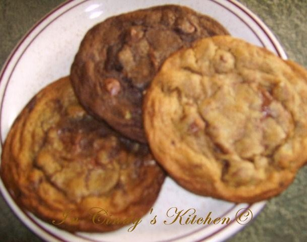 Chip Turtle Pudding Cookies, Jumbo Triple Chocolate Chip Pudding ...