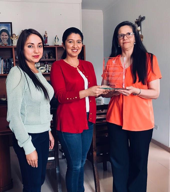 Soatá recibió reconocimiento por manejo ambiental