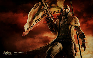 Fallout New Vegas Sniper Wallpaper