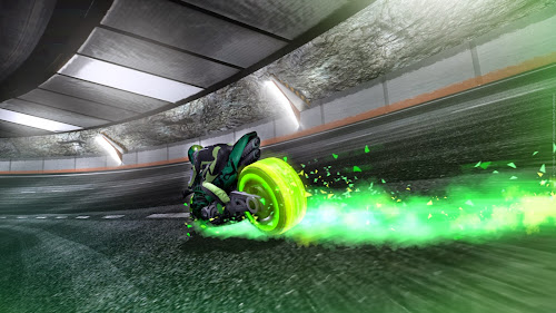 Screen Shot Of Hot Wheels Worlds Best Driver (2013) Full PC Game Free Download At Downloadingzoo.Com