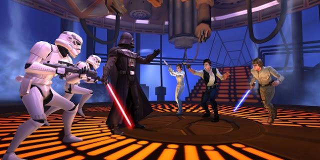 Game Star Wars: Galaxy Of Heroes Gratis di Android dan iOs, Ayo Main Kan!