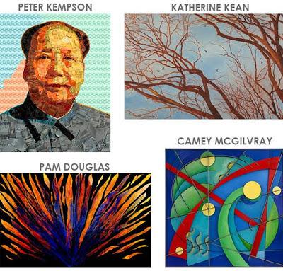Katherine Kean, Peter Kempson, Camey McGilvray, Pam Douglas