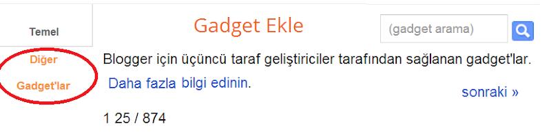 Blogger Wikipedia Eklentisi