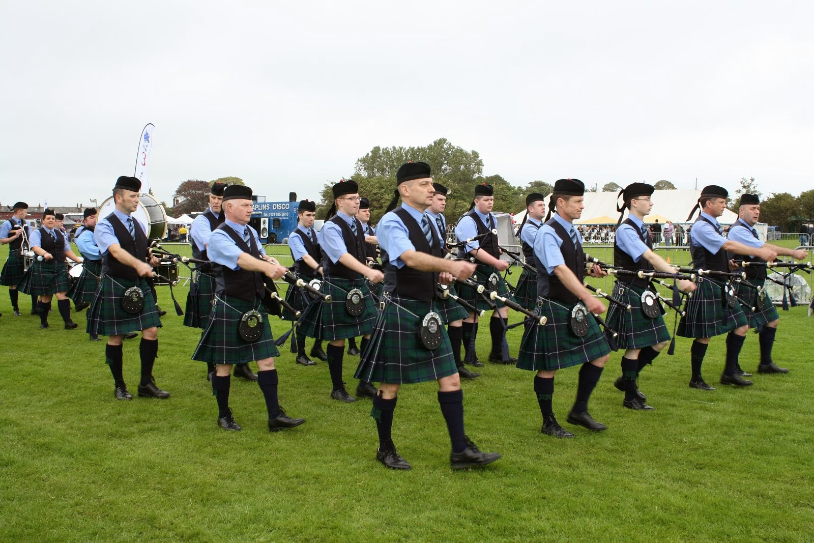Piping competition 2011