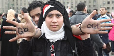 O PONTO DE INFLEXÃO NA POLÍTICA DO EGITO