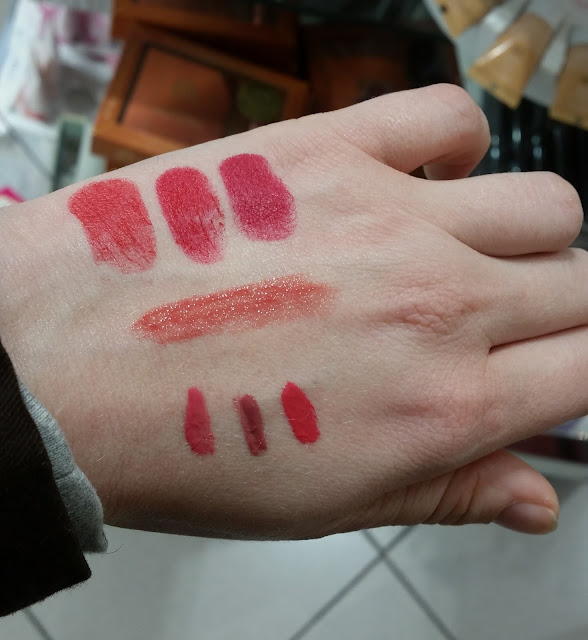 LE Catrice Alluring Reds - Review + Swatches