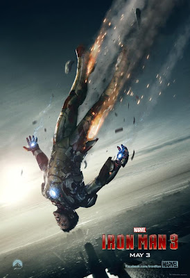 iron man 3, poster,capes on film