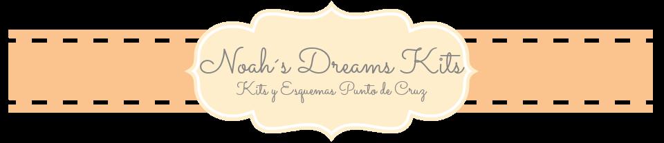 Noah´s Dreams - Gráficos y Kits para punto de Cruz