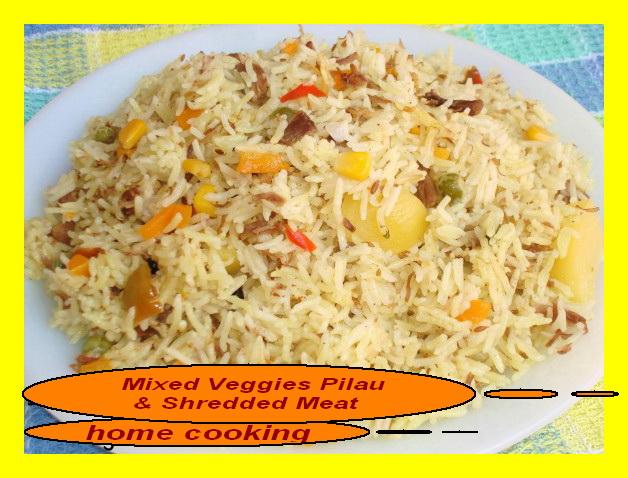 Home Cooking Fauzia Kitchen Fun