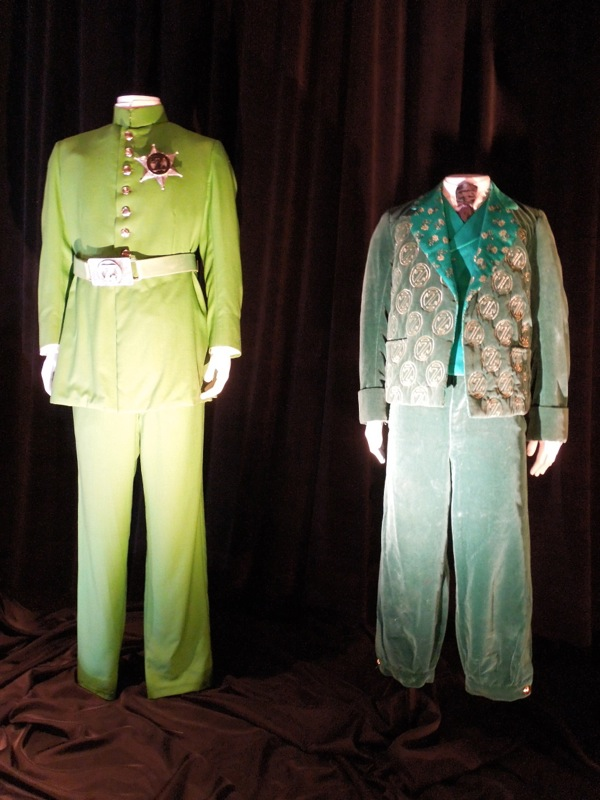 Original Return to Oz film costumes