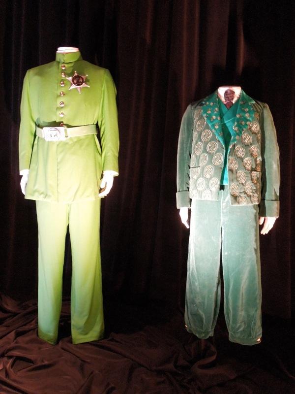 Original Return to Oz film costumes
