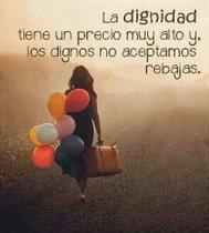 DIGNIDAD ANTE TODO