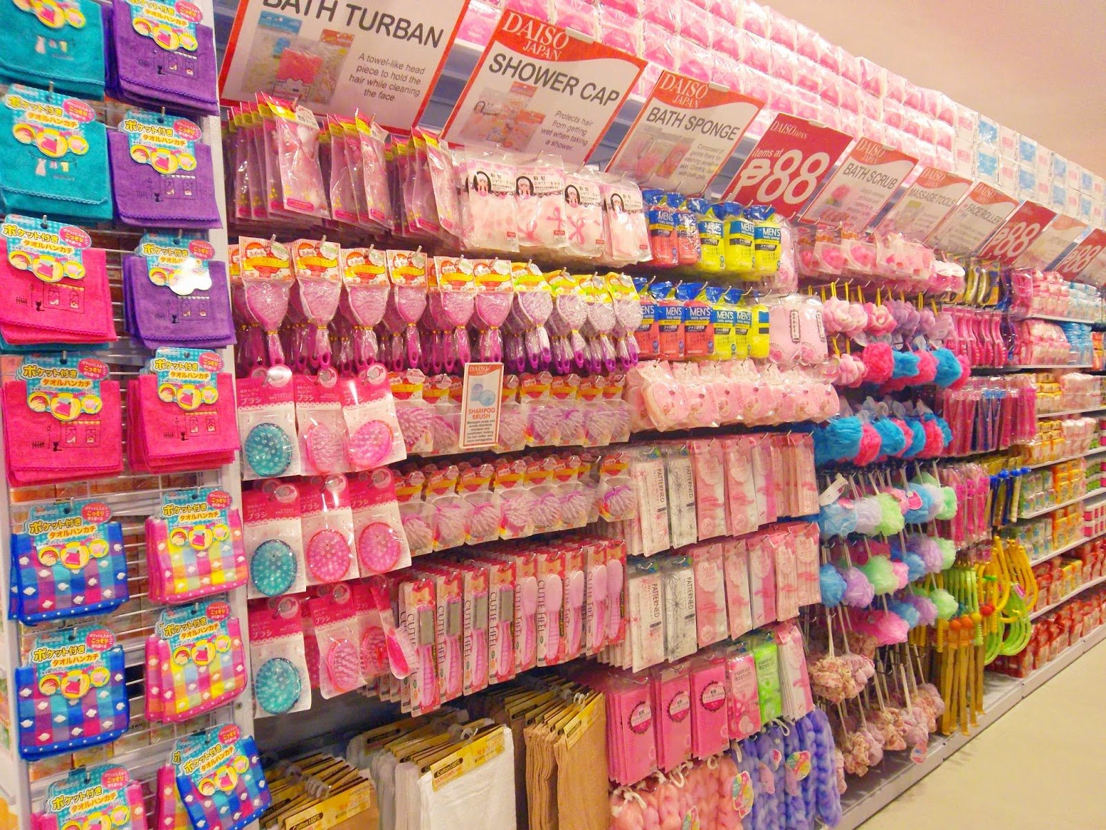 An Attempt To Remain Sane In This Insane World Daiso Japan Opens In Glori