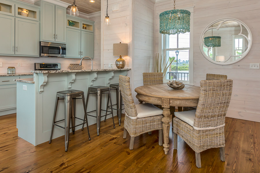 Susie harris my dream cottage by the gulf for B q dining room cabinets