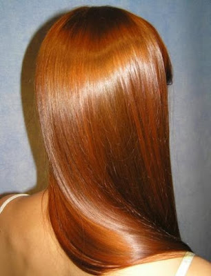 impacco per capelli secchi e sfibrati, cura dei capelli con rimedi naturali