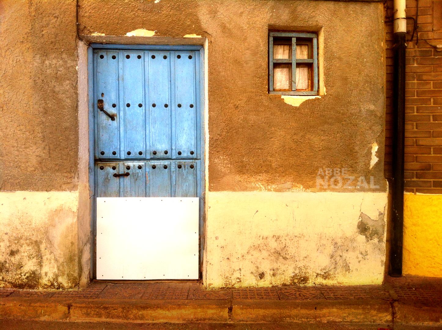 Puerta y ventana, 2014 Abbé Nozal