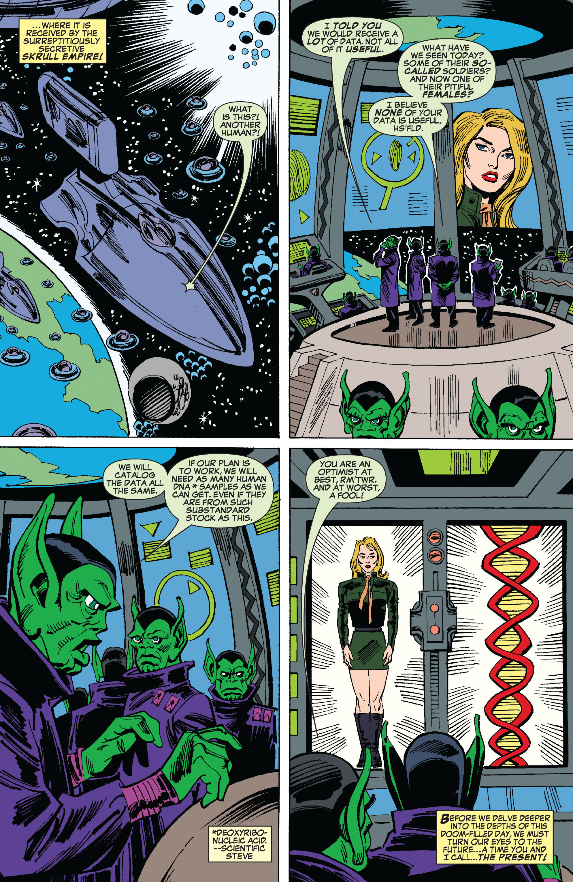 Read online Secret Invasion: The Infiltration comic -  Issue #8 - 5