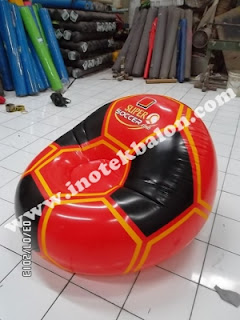 Balon karakter kursi Djarum Super