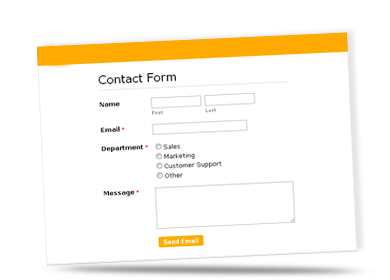How to add a contact form for blogger blogs | Everything About ...