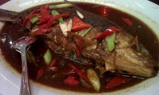 Haruan Masak Kecap Khas Kalimantan Selatan