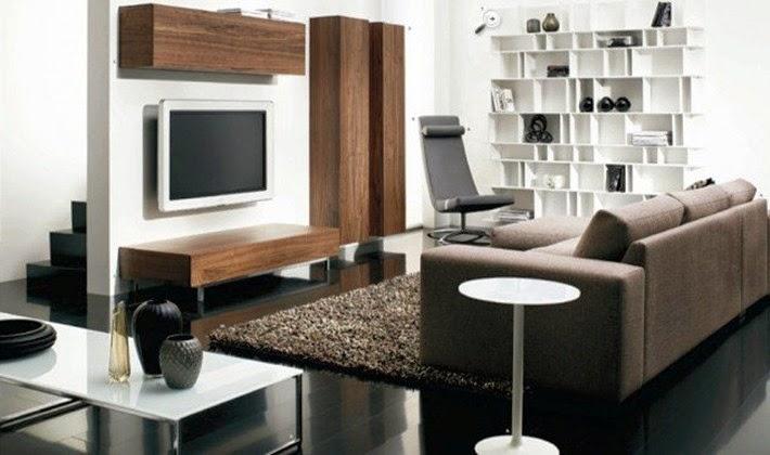 Desain Ruang Tamu Minimalis Untuk Apartemen