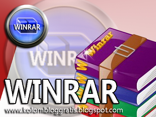 Free Download Software WINRAR Terbaru Full Version | Free Download