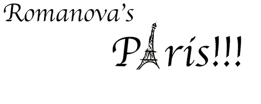 Romanova&#39;s Paris
