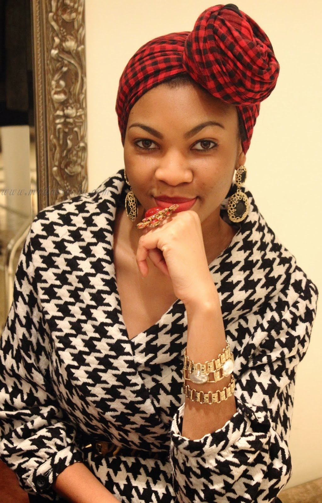 mixing prints fashion, nigerian fashion blogger