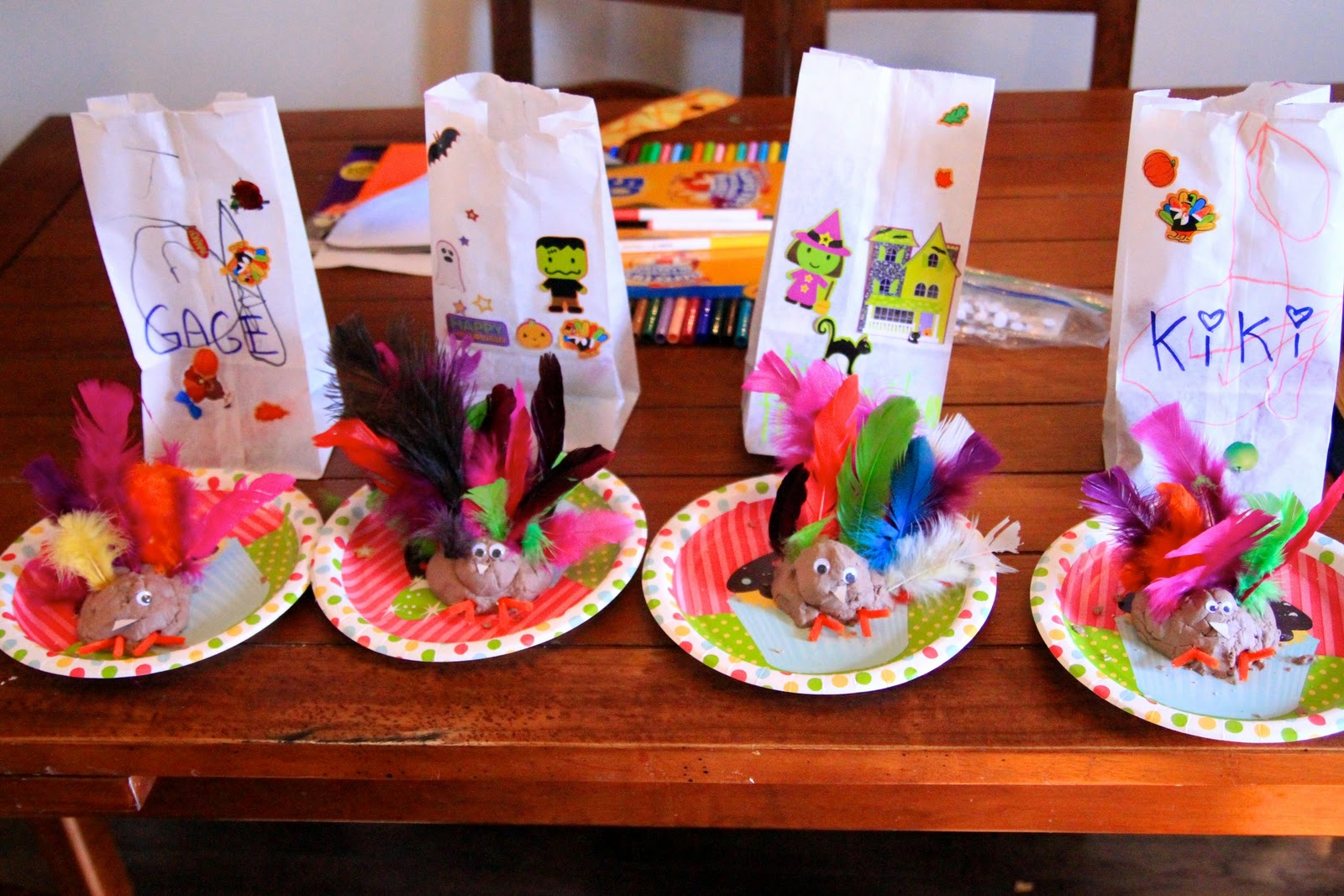 Life Sprinkled With Glitter Thanksgiving Day Game And Or Craft
