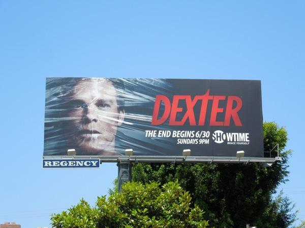 Dexter final season 8 billboard