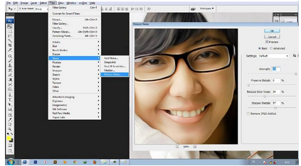 Tutorial Cara Membuat Smudge Painting dengan Photoshop