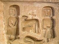 Grup escultòric de l'esquerra. Autor: Capolat - Vikipèdia