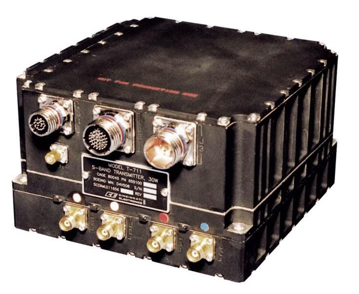 Телеметрический передатчик S-диапазона T-711