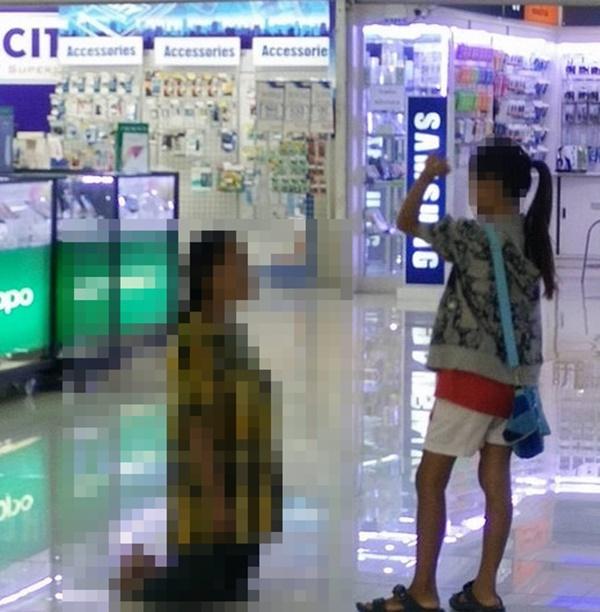 Tindakan Melampau Anak Terhadap Ibu Gagal Belikan Telefon!