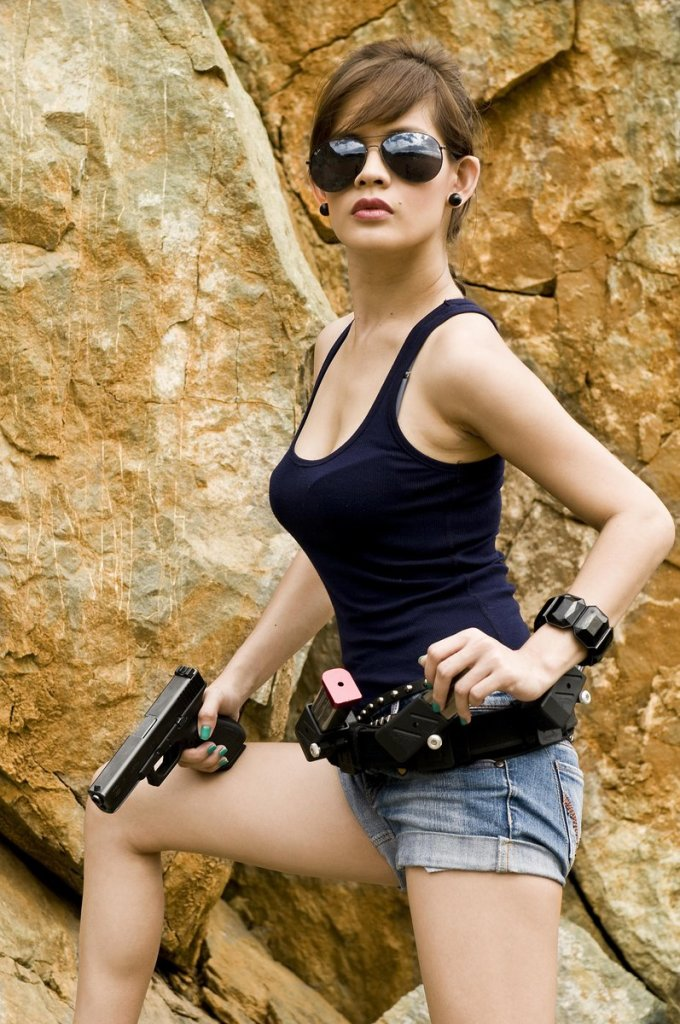 hot and sexy tomb raider cosplay 01