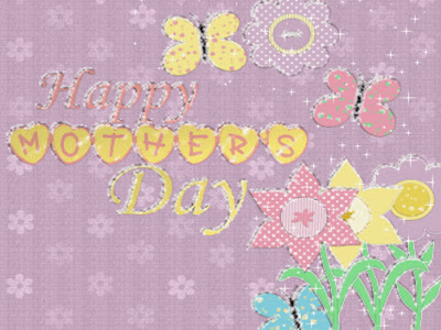 Free Download Mother's Day PowerPoint Cover Slide 2