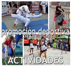 Jornada de Promoción Deportiva