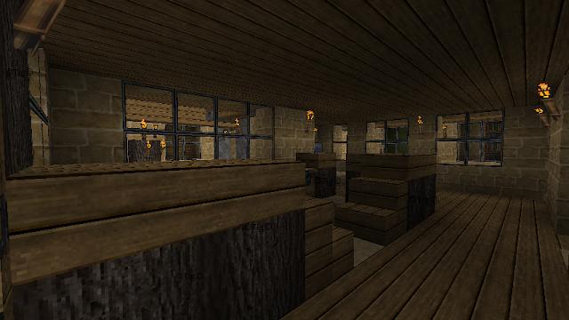 Bienvenue Sur Minecraft Bambou Maison De Plein Pied 15