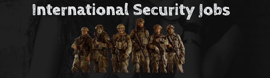 International Security Jobs